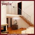 La escalera de madera de diseño/de lujo de escaleras de madera