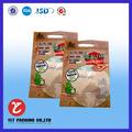 de plástico de nylon de envasado al vacío bolsa