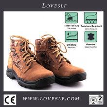 ejército baratos botas del desierto de camuflaje militar botas para los hombres