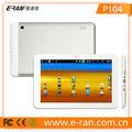 Quad Core First 10.1 RK3188 IPS Screen Android 4.2 Tablet PC 1G RAM Bluetooth de doble cámara
