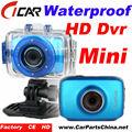 2.0 pulgadas de pantalla táctil a prueba de agua de alta definición 1080p acción cámara mini dvr deportes