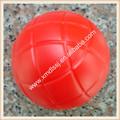 2014 novo produto plástico colorido bola de plástico