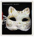 gh1 plástico máscara de gato