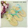 venta al por mayor de moda dama sandalias de plataforma
