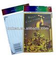 de alta calidad lenticulares 3d tarjetas postales de navidad de recuerdos 3d 3d tarjetas postales postal lenticular