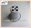 China de moldes plásticos personalizados para piezas de café