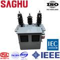 JLS-6.10 proveedor eléctrico 15kv transformador de potencia al aire libre