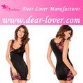 venta caliente de la moda las mujeres bodycon mini vestido