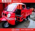 refrigeración del motor de aire de carga del triciclo/triciclo motorizado para la carga HL175ZH-A11