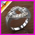 Anéis ATACADO PLATINUM preço da platina AMOR para o engajamento