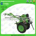 9KW Diesel 188F moteur machine verte cultivateurs petit tracteur de jardin