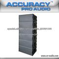 Compacto de alto rendimiento line array profesional LA126510
