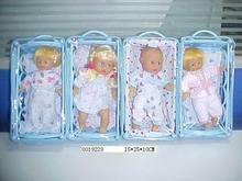 cuna con muñeca( 5 asistente)