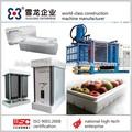 Eps automática de la caja de moldeo de la máquina xl-zc1700