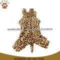 tigre en forma de traje de suave para Mascotas