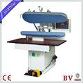 Automático de prensa de vapor industriales ropa prensatelas( equipo de lavandería)