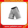 de moda de la venta caliente de encargo al por mayor pantalones cortos crossfit baratos