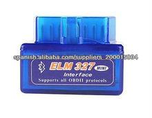Super Mini ELM327 V1.5 OBD2 OBDII Bluetooth Adapter Auto Scanner