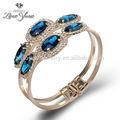 la parte superior 2014 la venta de moda de lujo estilo de pulseras pulseras brazaletes de oro modelos