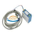 YD9800 Eje del sensor de desplazamiento de corrientes de Foucault Prosimity Sensor