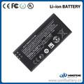 gb T18287-2000 batería bp-5t batería móvil para nokia lumia 820