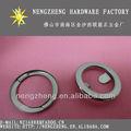 Métallique de nickel- free nickel boucle personnalisée boucles de ceinture