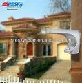 Impermeable del sensor de movimiento en miniatura barato luces solares al aire libre