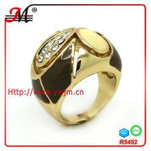 jingmei 18k 2013 de moda joyas de diamantes anillo de venta al por mayor r5452e