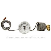 termómetro indicador capilar