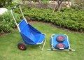 Aluminio silla de playa/piscina/playa Carro cosas BC-001