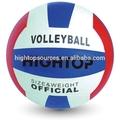 Colorido 5 tamaño de caucho de alta calidad voleibol/suave de voleibol de playa