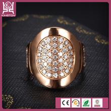 oro anilo para los mujeres