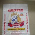 pp saco tejido para empaquetar harina