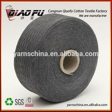 wenzhou mezcla de hilados de algodón reciclado fabricantes de poliéster hilado