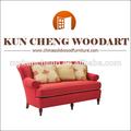 Francés de muebles de madera/nuevo estilo sólido supremo sofá de madera