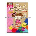 Las artes creativas y manualidades para niños/para niños- puzzles/rompecabezas conmigo! Color me!