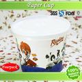 impresa envases de yogurt helado vaso desechable