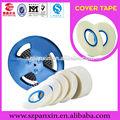 china manfacturer transparente cinta de la cubierta