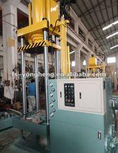 de agua hidráulica máquina de la prensa para bulging