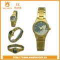 banda de oro para mujer relojes relojes para niños
