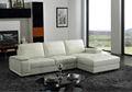 Ganasi de alta calidad sofá de la sala, sofá chaise