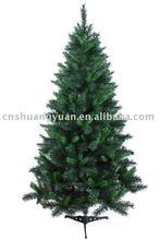 2014 verde del árbol de navidad/del árbol de pvc