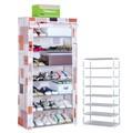 mejor venta de calzado de alta calidad estante estante de venta al por mayor a granel plegable modelo de zapatero