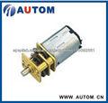 6V micro motor del engranaje GM13-030PA de bloqueo de energía