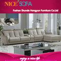 Venta caliente moderno sofá de cuero italiano, italiano de cuero sofá seccional q1361l