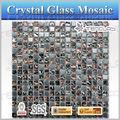 material de alumínio mosaico de lado a lado 3d taça