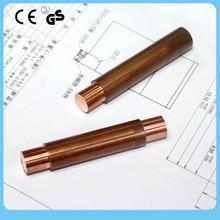 de alta precisión de las máquinas de cnc de piezas de latón