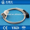 cabo longo filho db9 7 pinos 3m oxímetro de pulso sensor nonin