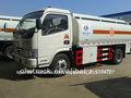 4m3 dongfeng camión cisterna de combustible dimensiones