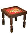 Antigua mesa de café, el último 2014 de madera mesa de café, venta al por mayor mesa de café